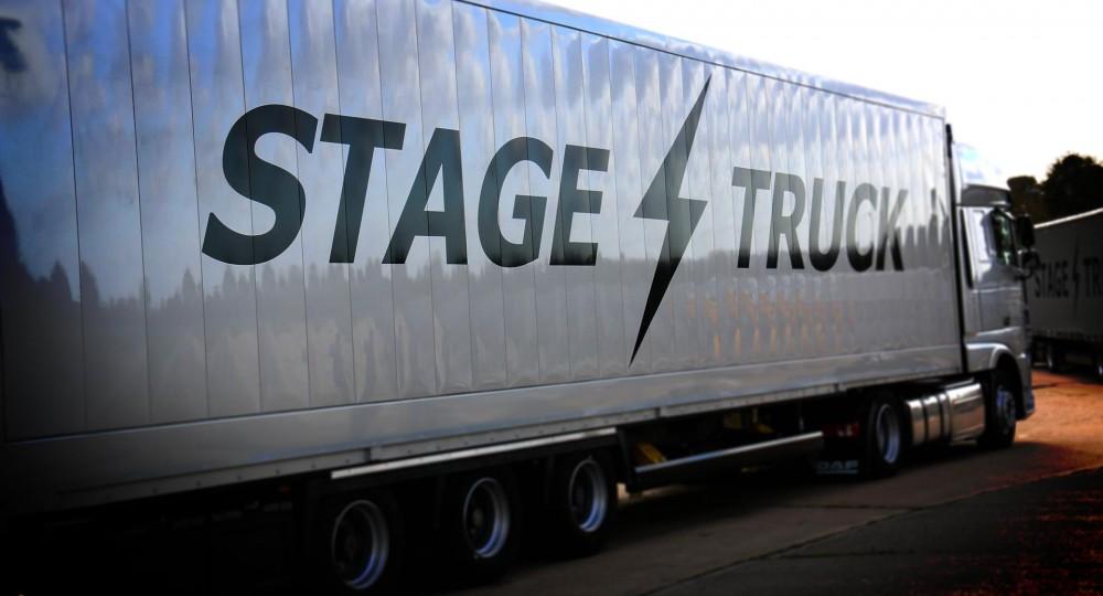 Stagetruck concert transportation company