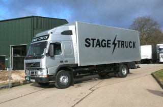 Stagetruck 18 Tonne rigid