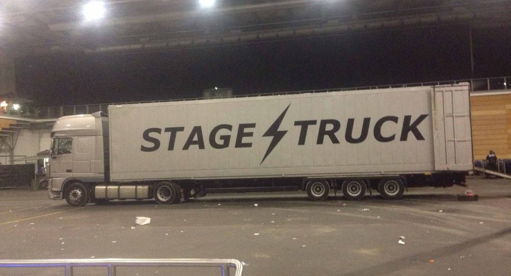 Stagetruck theatre tour transportation