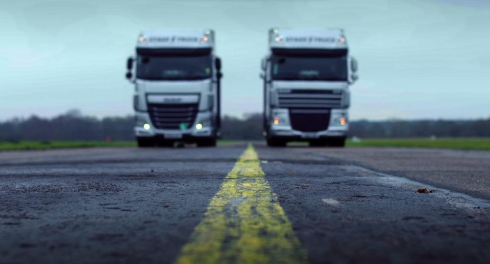Stagtruck feature in Sound Moves campaign