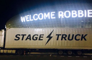 Robbie Williams Tour Transportation