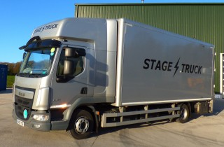 Stagetruck 12 Tonne rigid
