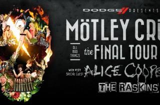 Motley Crue final tour